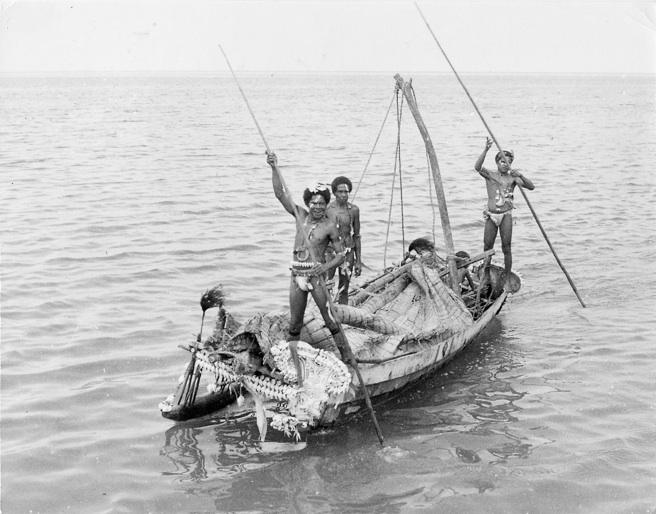 Comerciantes tradicionales (foto de Peter Hallinan)